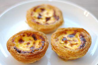 Macanese cuisine - Image: Margaret Cafe Pasteis De Nata
