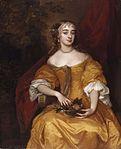 Margaret Brooke, Lady Denham, 1663-5, by Lely.jpg