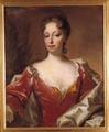 Margareta Fredrika Bonde, 1680- 1727, oljemålning på duk - Skoklosters slott - 64817.tif