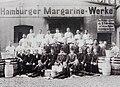 Margarine Voss - Mitarbeiter vor 1910.jpg