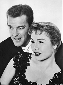 Marge and Gower Champion 1957.jpg