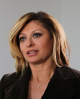 Maria Bartiromo TV journalist, author