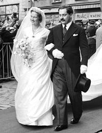 Mariage Marie-Adelaïde de Luxembourg Karl Josef Graf Henckel von Donnersmarck , 10APR58-109 cropped 2.jpg