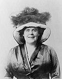 Marie Dressler portrait
