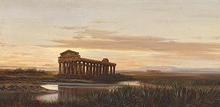 Hera Temple in Paestum