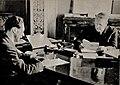 Marie og Gulbrand Lunde Et liv i kamp for Norge Rikspropagandaledelsen Blix forlag 1942 Page 025 Den daglige konferanse med Ministerpresidenten.jpg