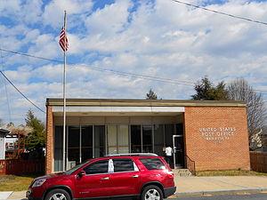 Marietta, Pennsylvania - Image: Marietta PA Post Office 17547