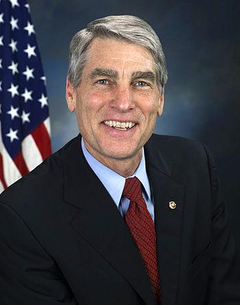 English: Mark Udall, U.S. Senator from Colorado