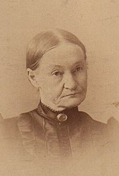 Markle's great great great grandmother, New Hampshire landowner, Mary Hussey Smith