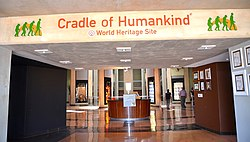 Maropeng Visitor Centre, Cradle of Humankind, South Africa.jpg