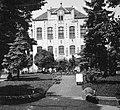 Marosvásárhely 1941, Református Kollégium. Fortepan 6059.jpg