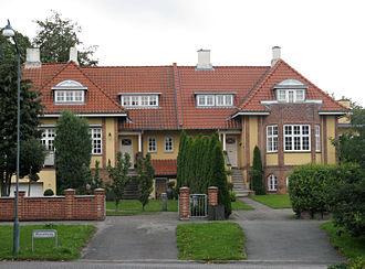Marselisborg - Villa in Marselisborg