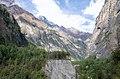 Marsyangdi gorge - Annapurna Circuit, Nepal - panoramio.jpg