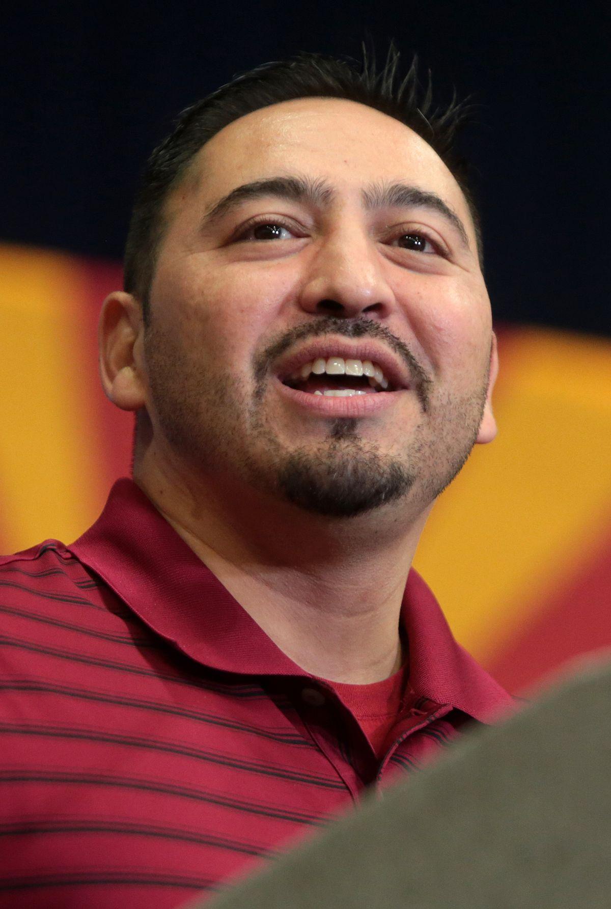Arizona State Representatives >> Martín Quezada - Wikipedia