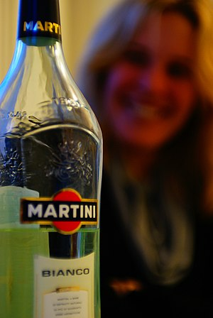 Martini, bianco