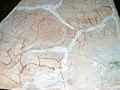 Marton church, mural, detail 3.JPG
