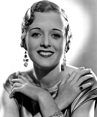 Mary Astor - Astor in 1933