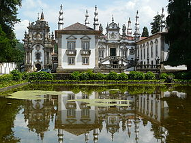 Image illustrative de l'article Palais de Mateus