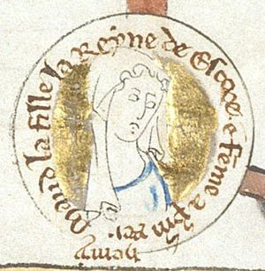 Henry I of England - Henry's first wife, Matilda of Scotland