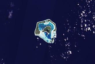 Maupiti - Image: Maupiti Island
