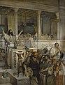 Maurycy Gottlieb, Chrystus nauczający w Kafarnaum.jpg