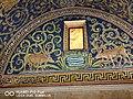 Mausoleo di Galla Placidia - lunetta dei cervi.jpg