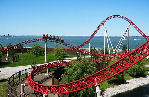 Maverick hill Cedar Point