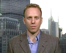 Blumenthal on RT America on December 8, 2011