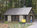 McCormick's Creek State Park Gatehouse from south.jpg