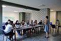 Meeting of AGBU WikiClubs coordinators, 15-16 June 2018, Wikimedia Armenia 03.jpg
