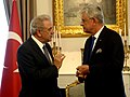 Meeting with Volkan Bozkır, Turkish Minister of European Union Affairs, Ankara (26210739276).jpg