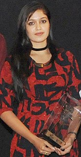 Meghana Raj Indian actress