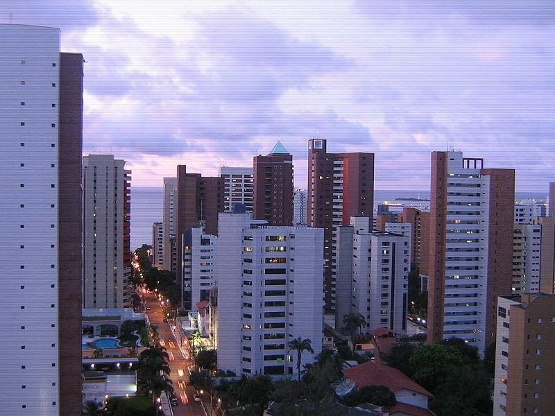 Se hospedar na Praia do Meireles em Fortaleza