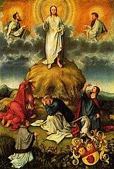 Transfiguration of Christ (Epitaph of Johannes Göckerlein)