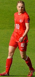 Melike Pekel Turkish association football player