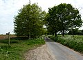 Mellis Road south of Thrandeston - geograph.org.uk - 1297534.jpg