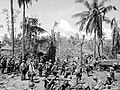 Men and equipment on Leyte beachhead.jpg