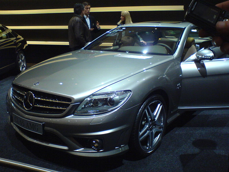File mercedes benz cl 65 amg jpg wikimedia commons for Mercedes benz cl 240
