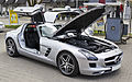 Mercedes SLS all opened front 20110416.jpg
