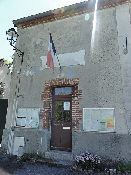 Merval (Aisne) mairie