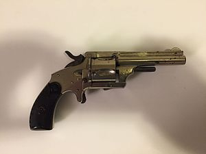 Merwin Hulbert - Merwin and Hulbert Pocket, 2nd Model Revolver