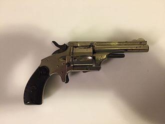 Merwin Hulbert - Merwin and Hulbert Pocket, 2nd Model Revolver