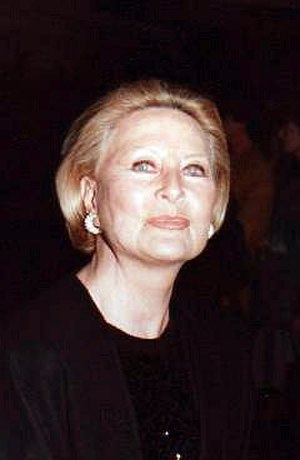 1971 Cannes Film Festival - Michèle Morgan, Jury President