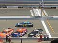 Michael McDowell 2017 Toyota Save Mart 350 qualifying.jpg