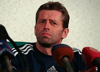 Michael Skibbe - Skibbe with Leverkusen in 2007.