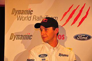 Michał Kościuszko Polish racing driver