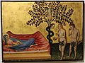 Michele di matteo, sogno della vergine, 1435 ca., da musei civici di pesaro 01.jpg