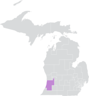 Michigans 26th Senate district American legislative district