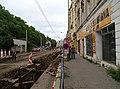 Michle, Nuselská 100, rekonstrukce, bazar a zastavárna.jpg