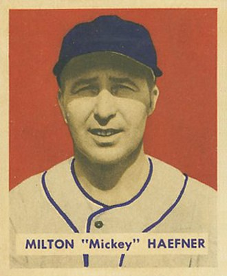 Mickey Haefner - Image: Mickey Haefner
